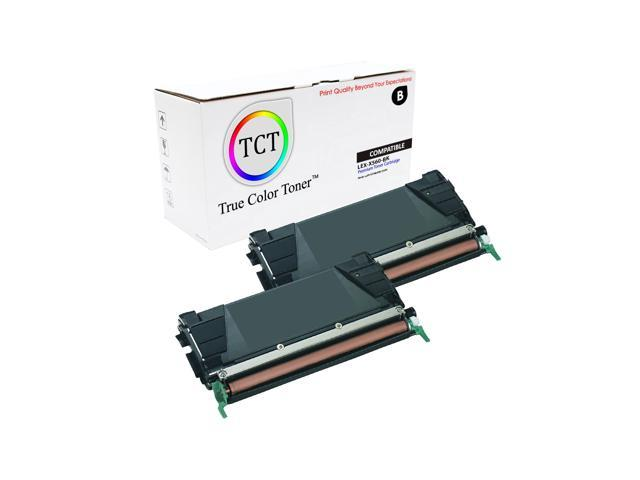 Green Way Toner Remanufactured Toner Replacement for LEXMARK T650H21A Yields 25000