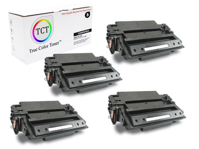 3 PK High Yield Q6511A 11A Toner Cartridge for HP LaserJet 2400 2410 2420 2430