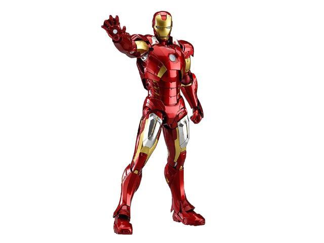 The Avengers Action Figure Marvel 217 Iron Man Mark 7 Collection Kids gift  toy - Newegg com