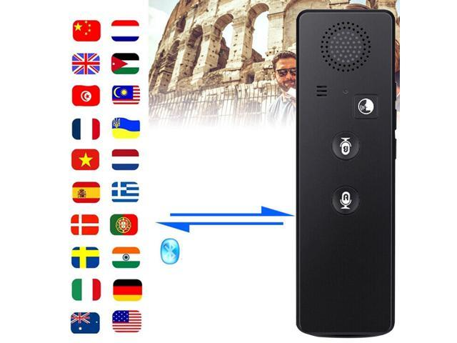 Neu Portable muama enence Smart Instant real-time voice 40 Languages Translator