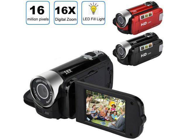 Digital Zoom Camera 16//24MP 720P//1080P HD 4X 8X Zoom Camcorder Camera 3 Types