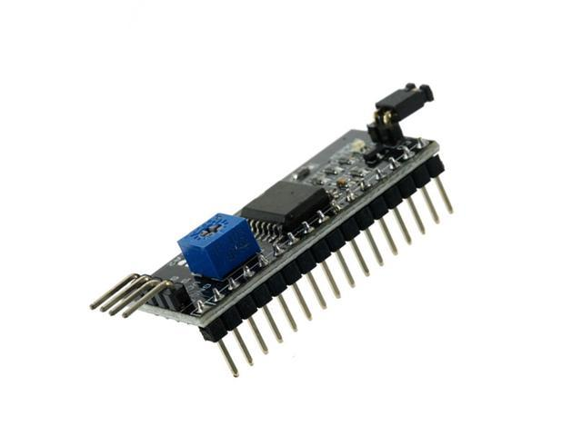 IIC/I2C Serial Interface Board Module For Arduino 1602 LCD Display Useful  Hot - Newegg com