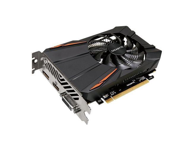 Refurbished: GIGABYTE Radeon RX 560 DirectX 12 GV-RX560OC-4GD REV2 0