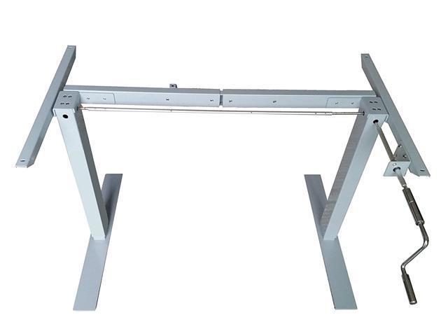 Manual Crank Adjustable Height Standing /Sit-Stand Desk