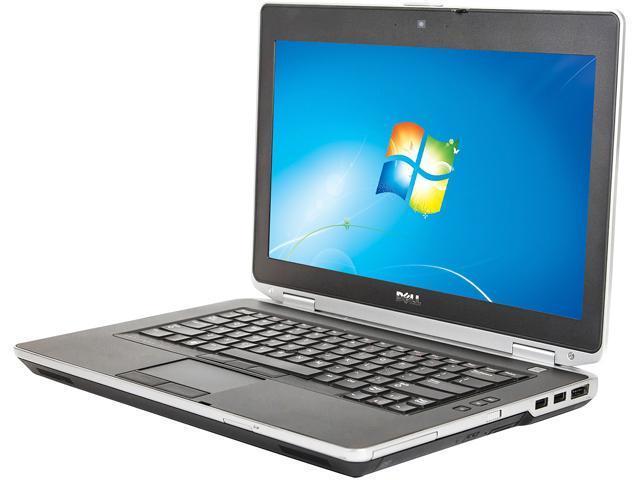 Refurbished: DELL Latitude E6430 Intel Core i5 3320M (2 60 GHz) - 8 GB  Memory - 320 GB HD - Intel HD 4000 Graphics - 14 0