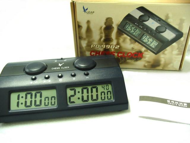 Master Tournament Digital Chess Set Game Clock Timer Handheld Electronic Board Digital Chess Clock Countdown Bonus Bronstein Electronic Game Timer Board Set Newegg Com