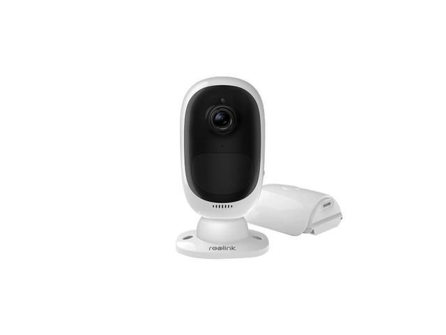 Argus 2, Reolink 2MP Rechargeable Battery Powered/Solar Powered WiFi Home  Security Camera - Newegg com