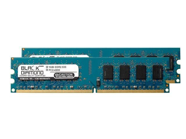 RAM Memory Upgrade for The Intel D945PLNM PC2-4200 1GB DDR2-533
