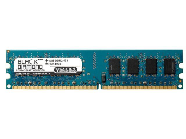 PC2-4200 RAM Memory Upgrade for The Compaq HP Media Center a1523w 1GB DDR2-533