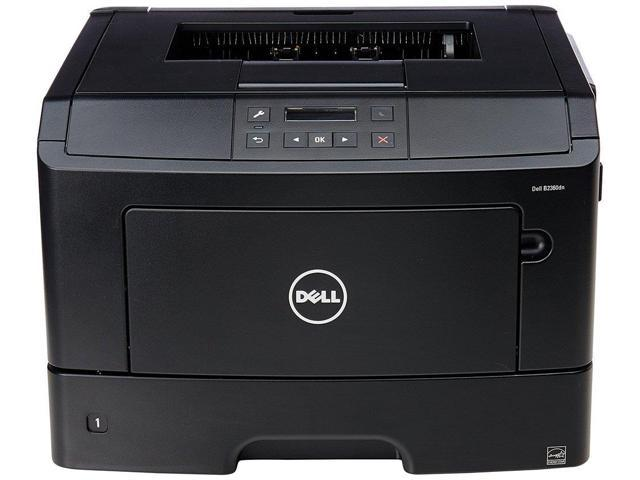 Dell B2360dn Monochrome Laser Printer Tested and Working No Toner