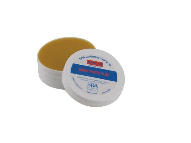 SRA Rosin Paste Flux #135 in a 2 oz Jar - Newegg com