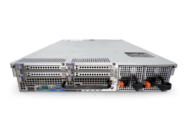 """Dell R510 8-Core 2.40GHz E5620 24GB 2x PSU H700 No 3.5/"""" HD 12B EE"""