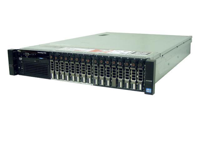 Dell Poweredge R710 8 Bay 2 X 6C 2.4GHZ 32GB RAM Select 146GB 15K drives