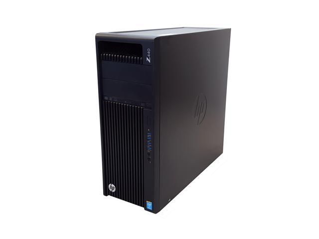 HP Z440 Workstation Chassis with Motherboard Heatsink and Memory Baffle -  Newegg com