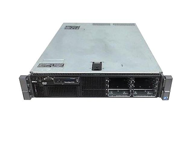 Refurbished: Dell PowerEdge R710 SFF Server 2x X5680 3 33GHz