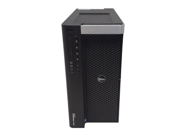 Dell Precision T7610 Workstation E5-2667 2 9GHz 6-Cores 32GB DDR3 Quadro  K600 256GB SSD + 1TB HDD Windows 10 Pro - Newegg com