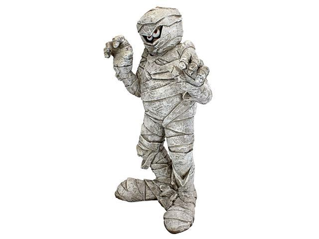 Design Toscano Wrapped Too Tight Mummy Garden Statue