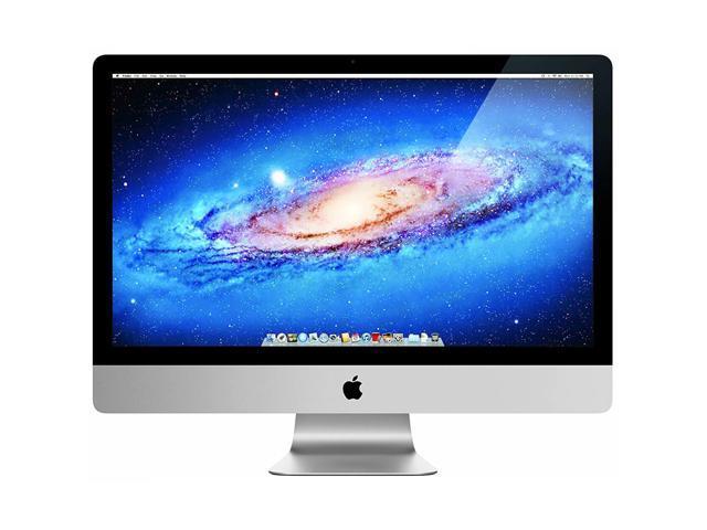 Refurbished Apple Imac 27 All In One Computer Intel I5 2500s Quad