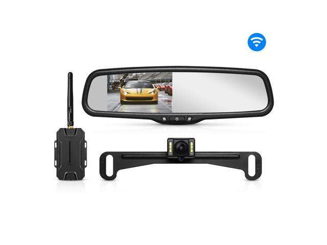 AUTO VOX T1400 Upgrade Wireless Backup Camera Kit, Easy Installation M Auto Wiring Diagram Vox on
