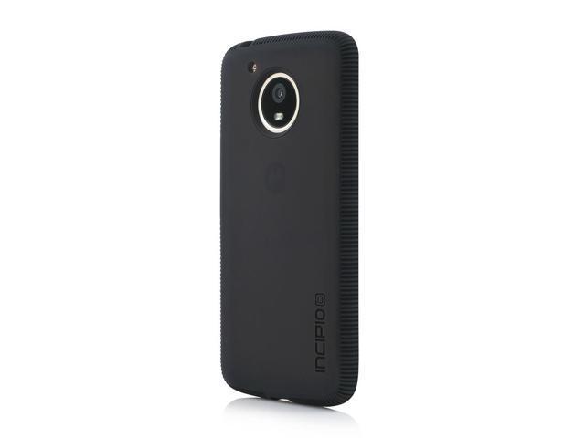 sale retailer 251d5 bcd7c Incipio Octane Motorola Moto E4 Plus Case with Textured Bumper and Hard  Shell Back for Motorola Moto E4 Plus - Black - Newegg.com