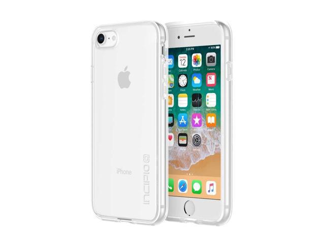 half off e215f 8184f Incipio Octane Pure iPhone 8 Case with Shock-Absorbing Bumper and Clear  Back Shell for iPhone 8 - Clear - Newegg.com