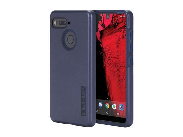 big sale 638b6 74416 ESSENTIAL PHONE INCIPIO DUALPRO HARD SHELL CASE W/SILICONE CORE-IRIDESCENT  MIDNIGHT BLUE - Newegg.com