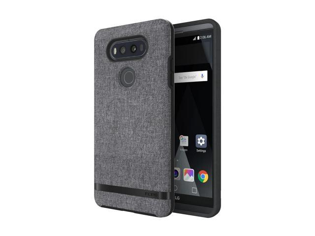 reputable site 81ac6 eec11 LG V20 Case, Incipio [Esquire Series] Co-Molded, Shock-Absorbing Cover -  Carnaby Case for LG V20-Gray - Newegg.com