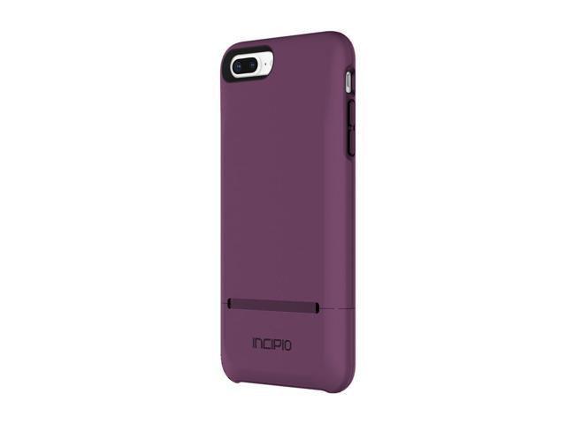 cheaper 0a992 d1376 Incipio Stashback iPhone 8 Plus & iPhone 7 Plus Case with Credit Card Slot  Holder and Foldable Back Panel for iPhone 8 Plus & iPhone 7 Plus - Plum -  ...