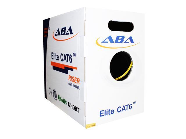 cat 6 wiring diagram riser elite cat6 riser  cmr   1000ft  550mhz  23awg  utp  solid bare  cmr   1000ft  550mhz  23awg  utp  solid