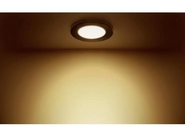 New 18 LED Dome Ceiling Light Lamp Cabin Caravans Boats 12V