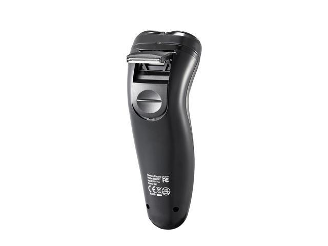 60b425bc MAYBUY Electric Shaver Razor for Men USB Rechargeable Cordless Electric  Shaving Razors with Pop-up Trimmer Beard Trimmer Black MB3067 - Newegg.com
