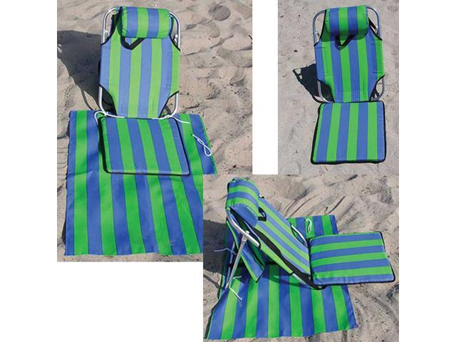 Lightweight Portable Backpack Beach Chair Aluminum 1 5 Lbs Sand
