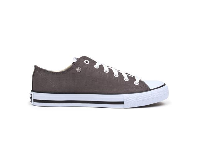 122e304f528 Dunlop Mens Canvas Low Top Trainers Casual Sport Shoes Footwear ...