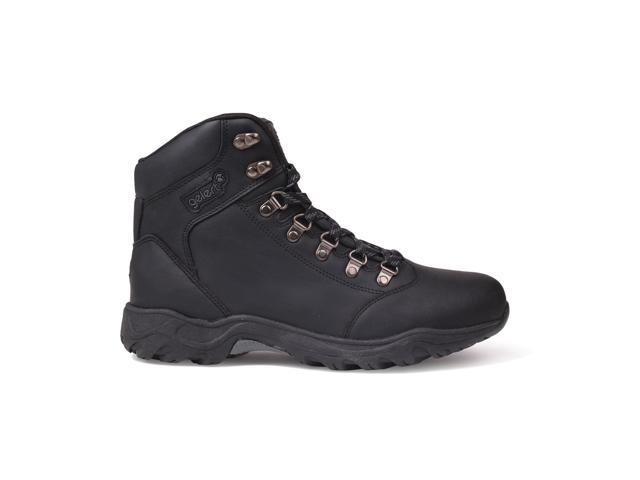 Kids Gelert Leather Boot Junior Walking Boots Lace Up Outdoor New