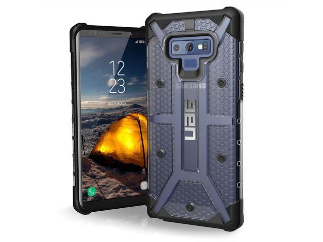 best sneakers 7266e bd143 UAG Samsung Galaxy Note 9 Plasma Feather-Light Rugged [Ice] Military Drop  Tested Phone Case - Newegg.com