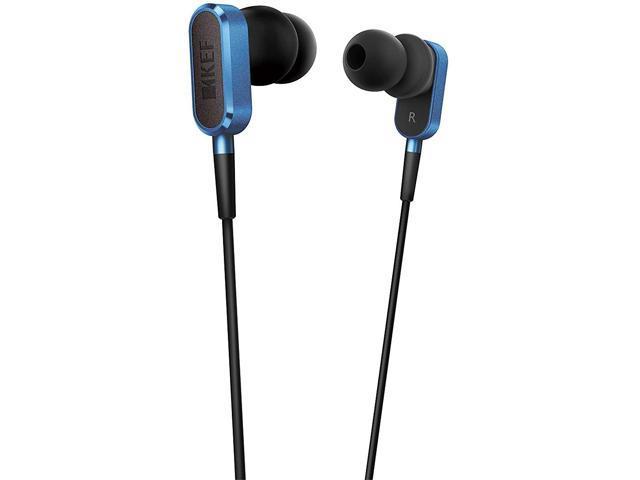 KEF M100 Hi-Fi In-ear Headphones (Racing Blue) - Newegg com