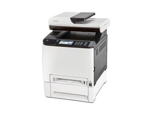 Ricoh SP C261SFNw All-in-One Color Laser Printer - Newegg com