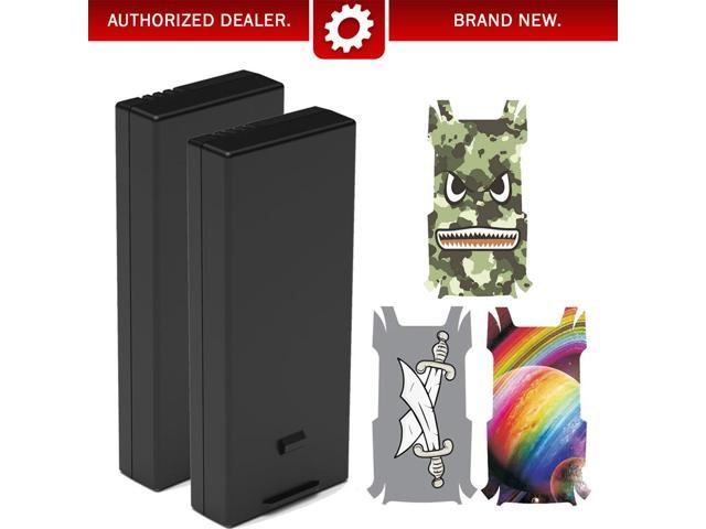 Deco Gear 2 DJI Tello Batteries with 3-Pack Body Skin Decals for DJI Tello  - Newegg com