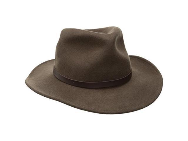 Product description. Crushed felt outback hat ... c812135565b0