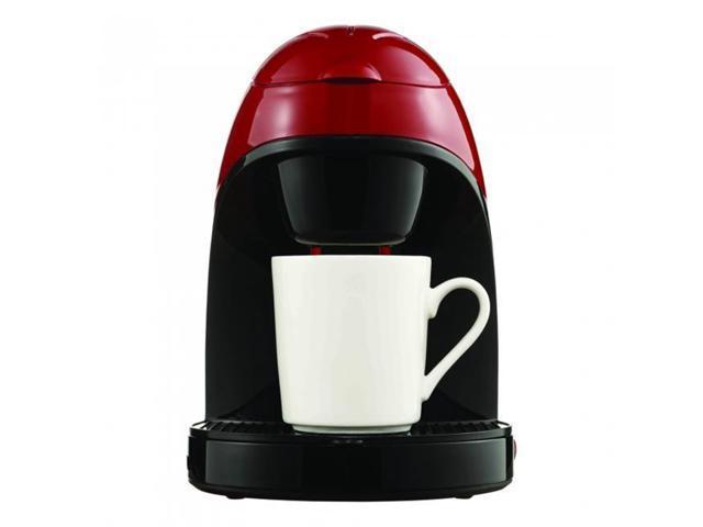 Brentwood Ts112r Single Cup Coffee Maker Red Neweggcom