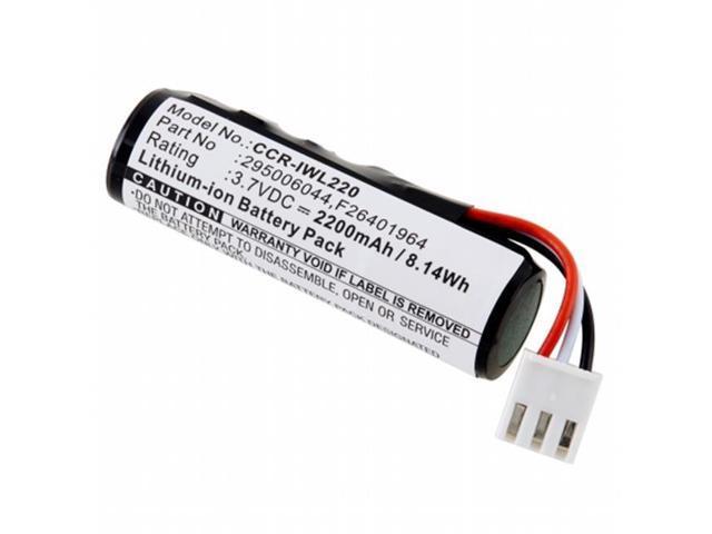 Dantona Industries CCR-IWL220 Replacement Credit Card Reader Battery for  Ingenico 295006044 - Newegg com