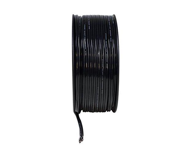 Stinger SSVLS122B 12Ga Black Speaker Wire 250ft
