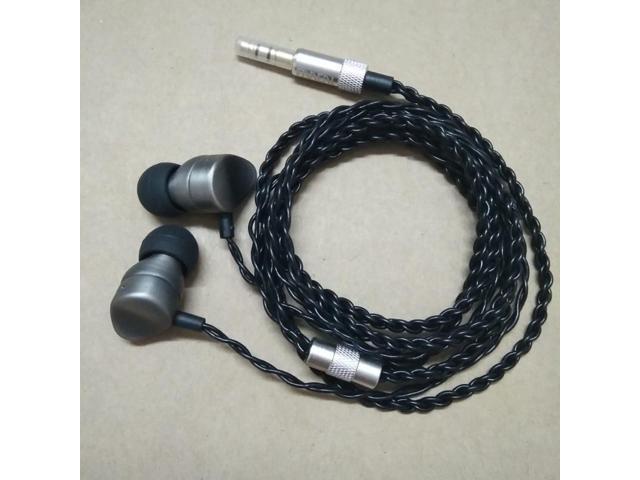 FAAEAL HI fi Earphone in ear Deep Bass Headphones Stereo Metal Headset Rock  DJ Metal Music Earphones for Phone Player Ear Buds - Newegg com