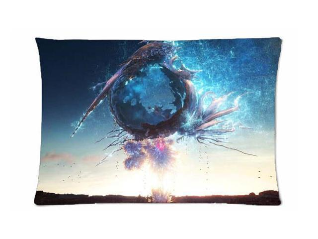 Final Fantasy XIII, Cocoon, Gran Pulse Pillowcases Custom Pillow Case  Cushion Cover 20 X 30 Inch Two Sides - Newegg com