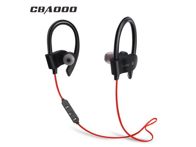 Cbaooo Bluetooth Earphone Wireless Bluetooth Headphone Sport Headset Waterproof Bass With Mic For Android Iphone Newegg Com