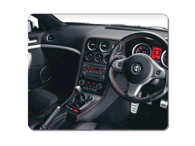 Customized Mousepad Alfa Romeo Brera Interior Gaming Mouse Pad Mouse Mat Size 9 X 10 Newegg Com