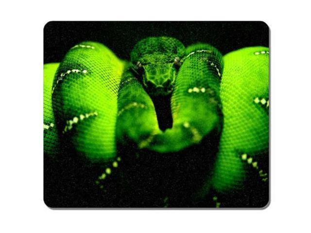 Customized Mousepad Midnight'green'tree'python Gaming Mouse Pad Mouse Mat  Size:9