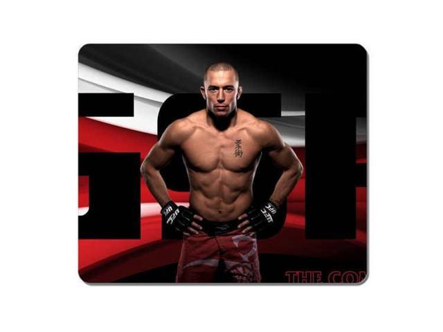 Customized Mousepad Georges ST PIERRE Gaming Mouse Pad Mouse Mat Size:9