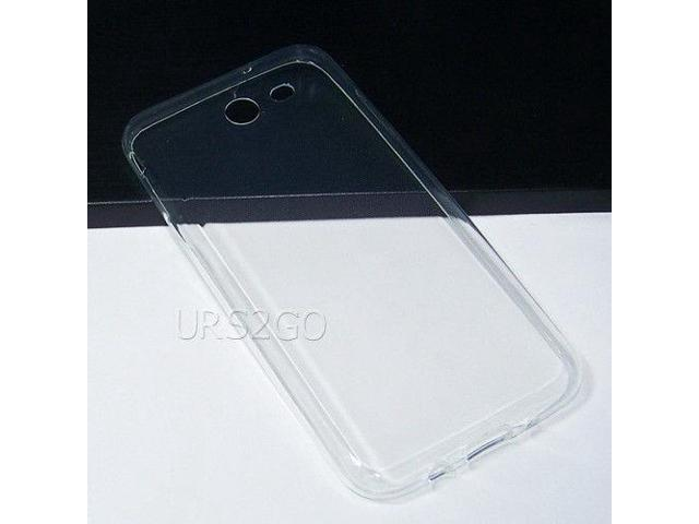 size 40 d964f 0d61c Protective Cover Gel Shell Case for SM-J327A Cricket Samsung Galaxy Amp  Prime 2 - Newegg.com
