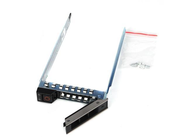 "3.5/"" SAS SATA Hard Drive Tray Caddy For Dell PowerEdge T710 Hot-Swap US seller"